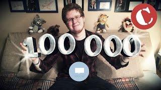 Мысли вслух: 100 000, благодарности, извинения, экзорцизм и планы на будущее