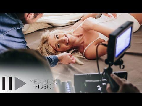 Alina Eremia - Poarta-ma (Making of video)
