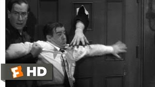 Abbott and Costello Meet Frankenstein (10/11) Movie CLIP - Evading The Monsters (1948) HD