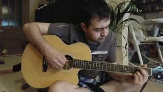 Наташка (дворовая песня под гитару)