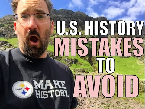 DO NOT Make These Mistakes On The 2020 APUSH Exam