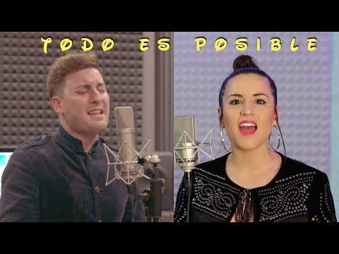 David Bisbal - Todo Es Posible Ft. Tini Stoessel | Merymel & Federik COVER