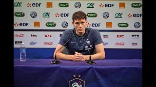 Équipe de France, la conférence de presse de Pavard et Matuidi en replay I FFF 2019