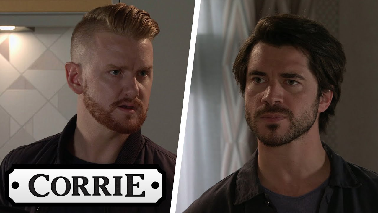 Adam Is Suspicious of Gary and Sarah | Coronation Street