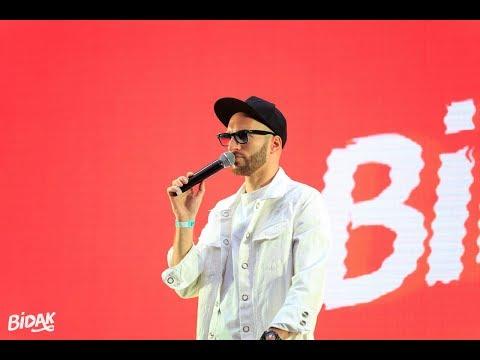 Артем Сорока Live выступление на YouTube фестивале Видак