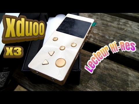 Xduoo  X3, le lecteur FLAC à posséder :)