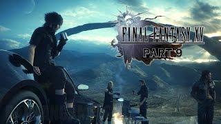 Final Fantasy XV Частина 9 Довга Дорога