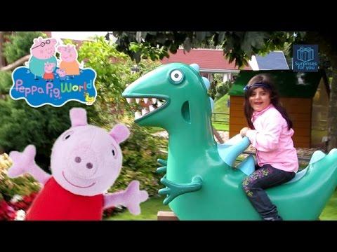 Peppa Pig Park  Parque de atracciones de Peppa PigPeppa La