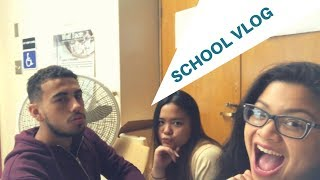 A DAY AT SCHOOL | VLOG