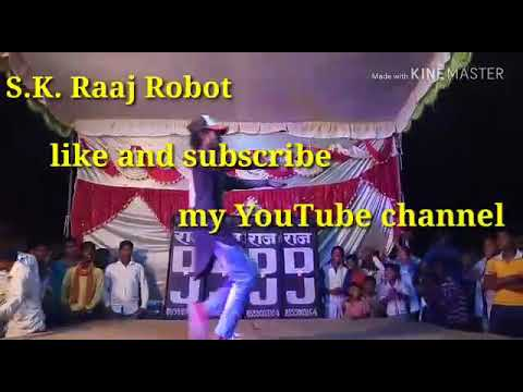 Robotic Dance ## bodyguard song //dance Cover ¥by.....(DX 1 Crew )Dance Academy