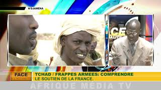 FACE A L'ACTUALITÉ DU 19 02 2019  COMPRENDRE LES BOMBARDEMENTS DES REBELLES PAR L'ARMÉE FRANÇAISE