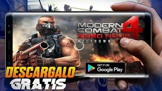download modern combat 4 mod apk data offline google drive