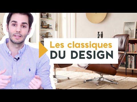 LES CLASSIQUES DU DESIGN + MA SÉLECTION DE 5 INCONTOURNABLES