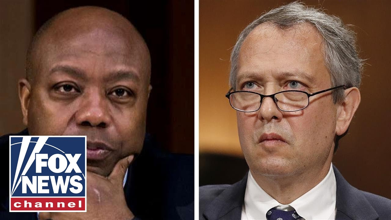 Sen. Tim Scott will not support Thomas Farr nomination
