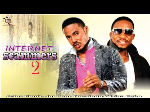 Internet Scammers 2 - Nigerian Nollywood Movie