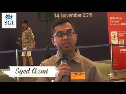Forum: Empowering Youths of Malaysia (Part 1).