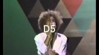 Whitney Houston Vs Celine Dion (Belted Notes C5-G5)