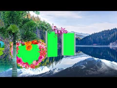 Wedding Love video green screen effect thumbnail
