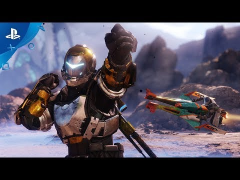 Destiny 2 – Refer-A-Friend Trailer | PS4 thumbnail