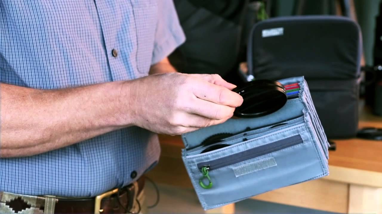 887977b8dd7 How to use the Filter Hive camera filter accessory - MindShiftGear - YouTube