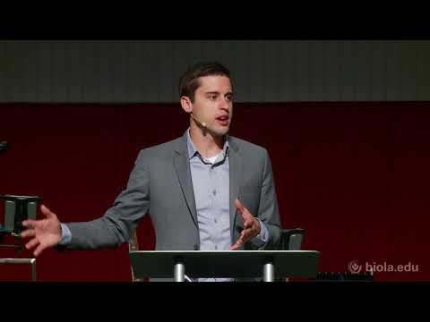 John Cortines: Generous Giving [Undergraduate Chapel]