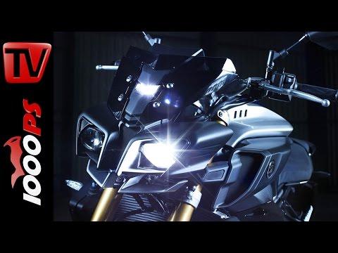 Yamaha MT-10 SP 2017 - Alle Neuerungen im Überblick
