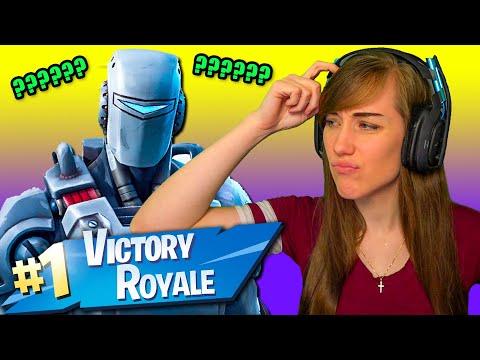 Can a Fortnite Bot Win a Match?!