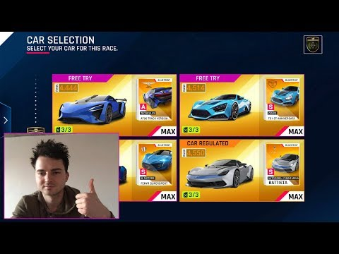 Online Play Asphalt 9 Players From World Drive Top Cars Zenvo Battista