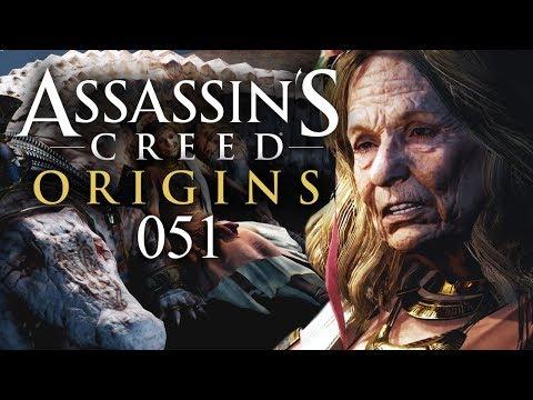 BOSS: Das Krokodil 🎮 ASSASSIN'S CREED: ORIGINS #051