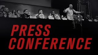 UFC 196 Press Conference: McGregor vs Diaz