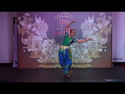 Sub Contests fbb Colors Femina Miss India South 2018