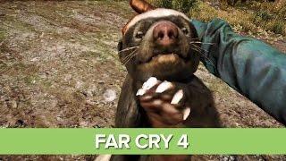 Far Cry 4 Gameplay Trailer - Honey Badger, Tigers, Kyrati Wildlife