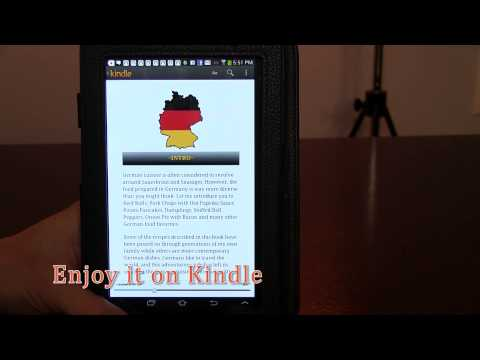 Ebook Traditional German Food Cooking Recipes Made Easy