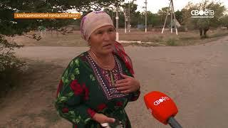 Детский сад в ауле Эдельбай Благодарненского округа рушится на глазах.