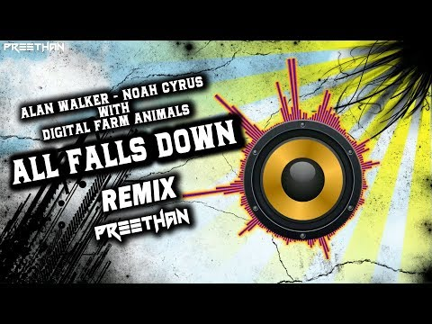 All Falls Down | Remix | Preethan