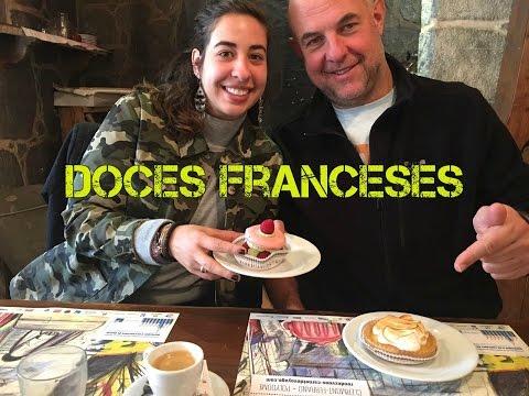 DOCES FRANCESES | Morando na França