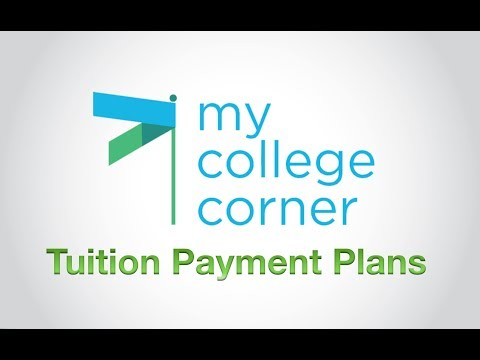 Using Payment Plans for College Tuition: #MyCollegeCorner 13