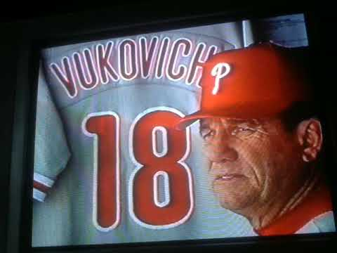 "2001 Phillies video yearbook ""Remember the Fightins"""