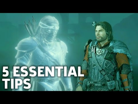 Middle-earth: Shadow Of War: 5 Beginner's Tips