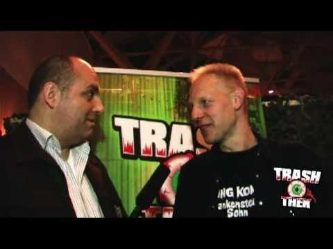 TRASHOTHEK Interview UNCUT - Jörg Buttgereit