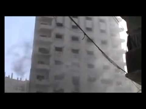 Assad Punks Kofi Annan pt9 10 April 12 Homs City