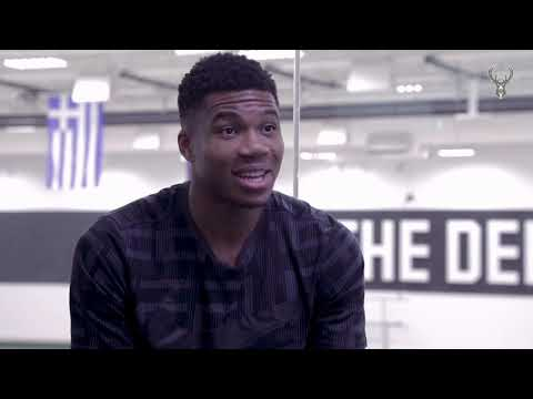 Giannis One-On-One Part 1: Coach Bud & The MVP