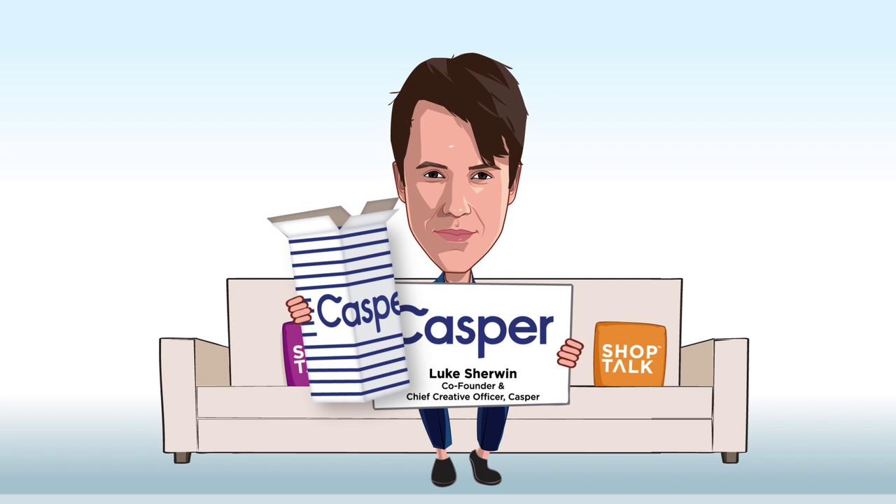 Luke Sherwin Co Founder Chief Creative Officer Casper Youtube