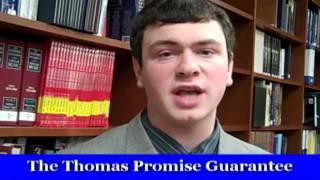 The Thomas Promise Guarantee
