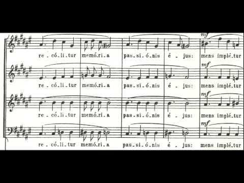 Messiaen - O Sacrum Convivium