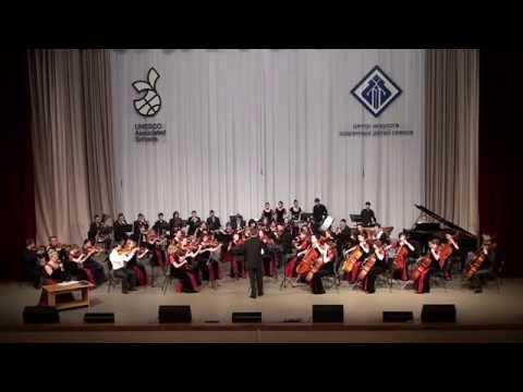 Концерт симфонического оркестра Центра искусств для одаренных детей Севера 18.12.2013