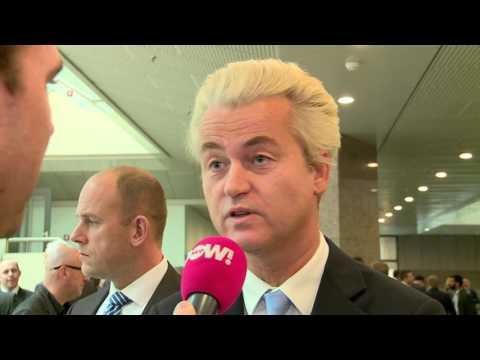 Geert Wilders volgt Kim Holland op Twitter
