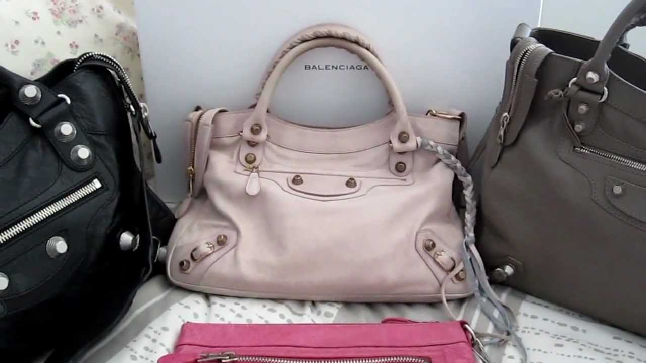 Balenciaga Town Bag Review