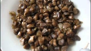 Рецепт салата  Салат слоеный с черносливом Увертюра