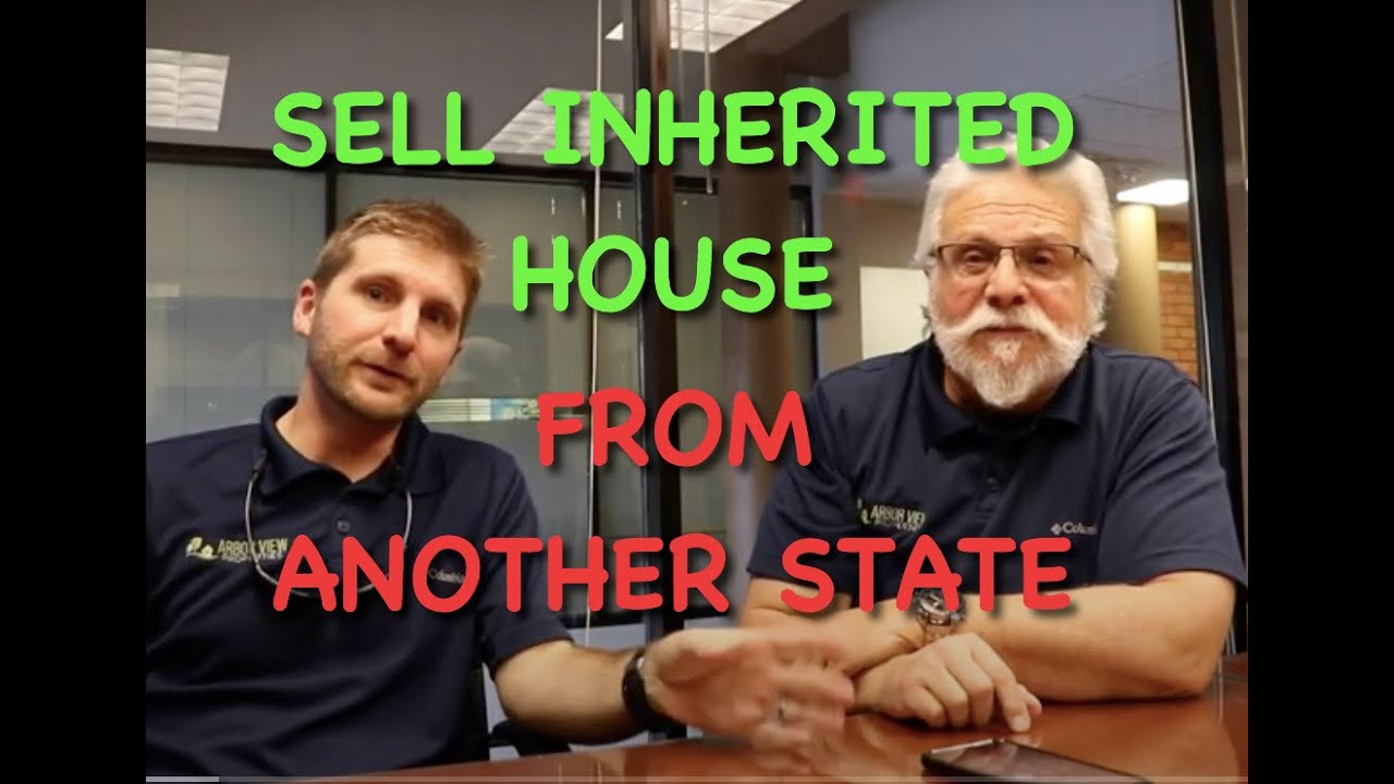 Sell an Inherited house in Georgia from another state?